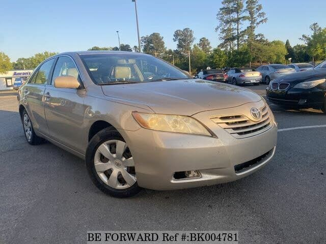 Used 2008 TOYOTA CAMRY BK004781 for Sale