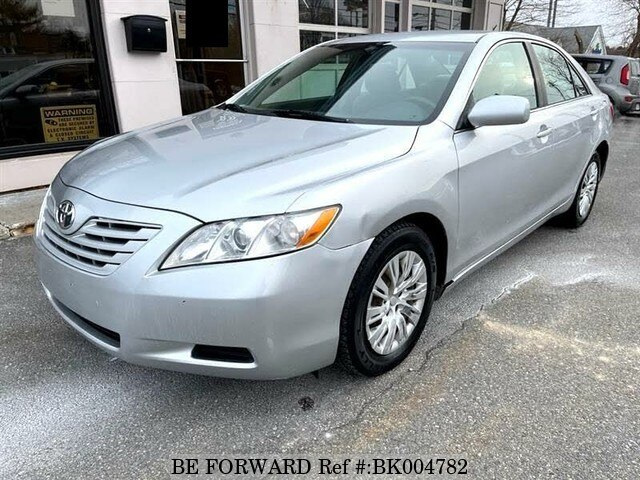 Used 2008 TOYOTA CAMRY BK004782 for Sale