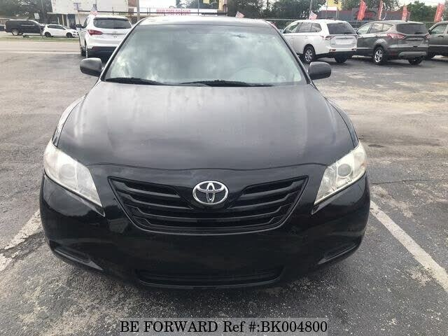 Used 2009 TOYOTA CAMRY BK004800 for Sale