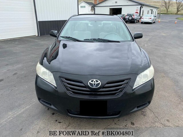 Used 2009 TOYOTA CAMRY BK004801 for Sale