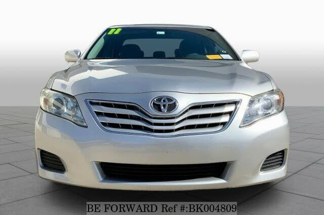 Used 2011 TOYOTA CAMRY BK004809 for Sale