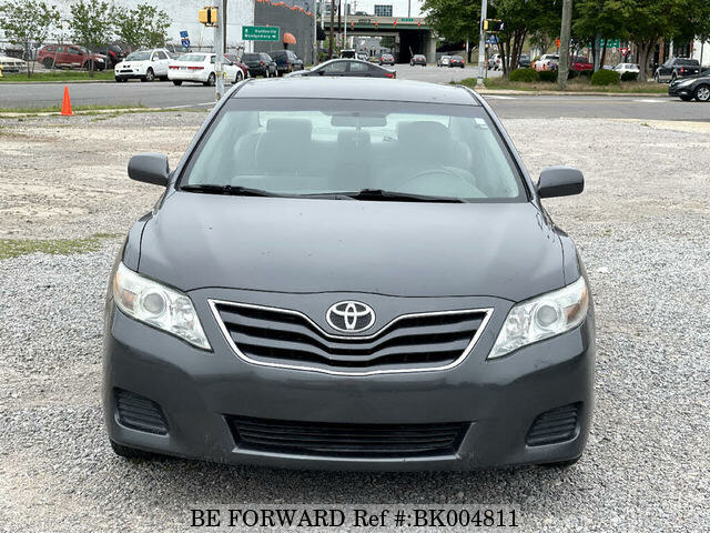Used 2011 TOYOTA CAMRY BK004811 for Sale