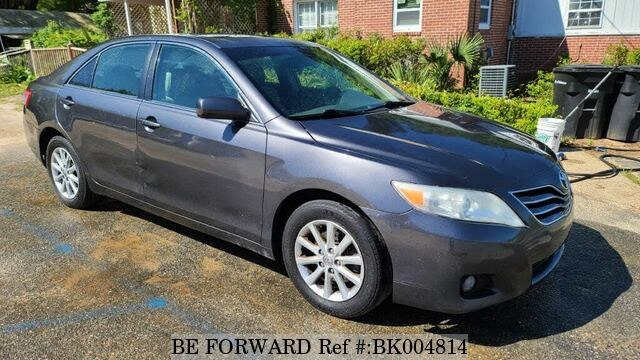 Used 2011 TOYOTA CAMRY BK004814 for Sale