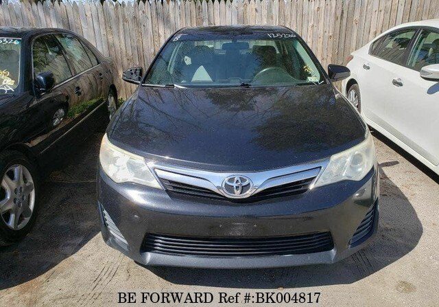 Used 2012 TOYOTA CAMRY BK004817 for Sale