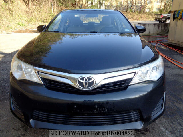 Used 2012 TOYOTA CAMRY BK004823 for Sale