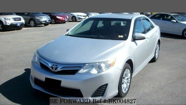 Used 2013 TOYOTA CAMRY BK004827 for Sale