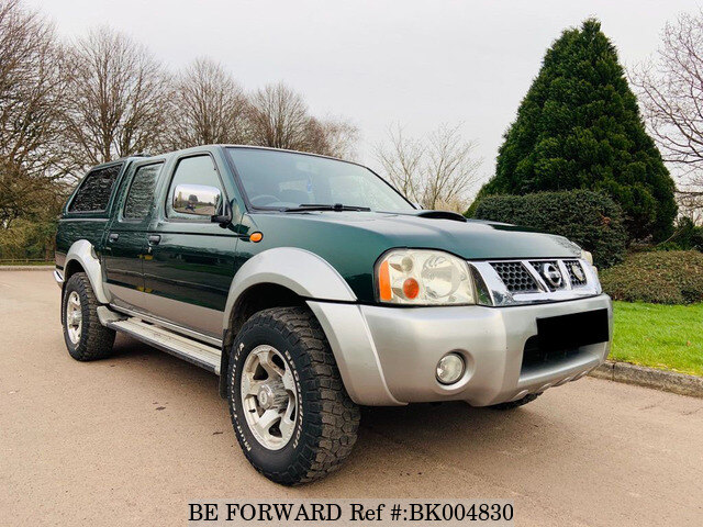 Used 2004 NISSAN NAVARA BK004830 for Sale