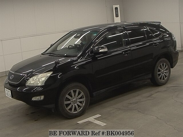 Used 2005 TOYOTA HARRIER BK004956 for Sale