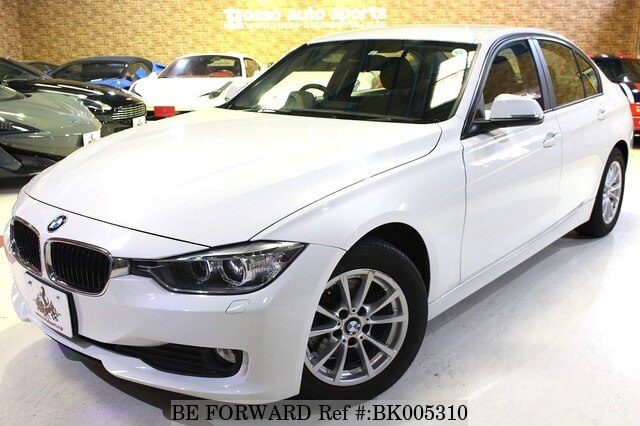Used 2013 BMW 3 SERIES BK005310 for Sale