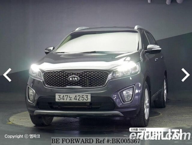 Used 2016 KIA SORENTO BK005367 for Sale