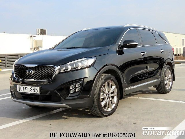Used 2017 KIA SORENTO BK005370 for Sale