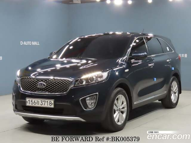 Used 2017 KIA SORENTO BK005379 for Sale