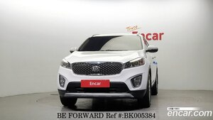 Used 2017 KIA SORENTO BK005384 for Sale
