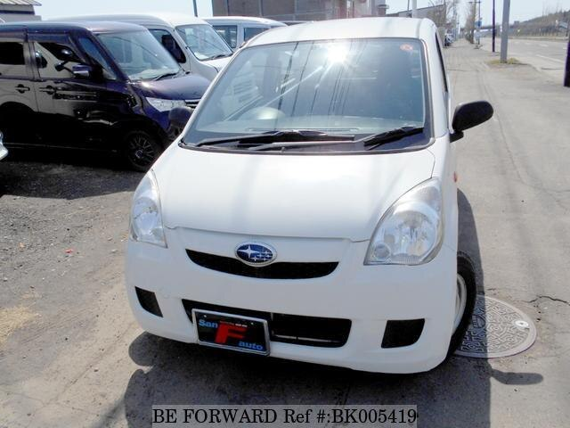 Used 2013 SUBARU PLEO BK005419 for Sale