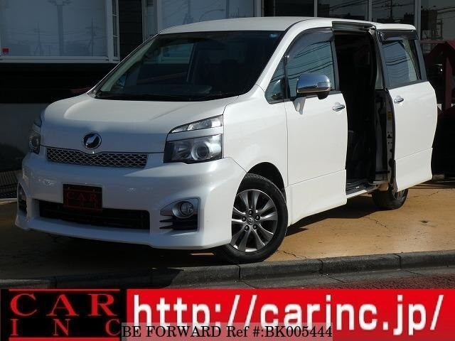 Used 2011 TOYOTA VOXY BK005444 for Sale