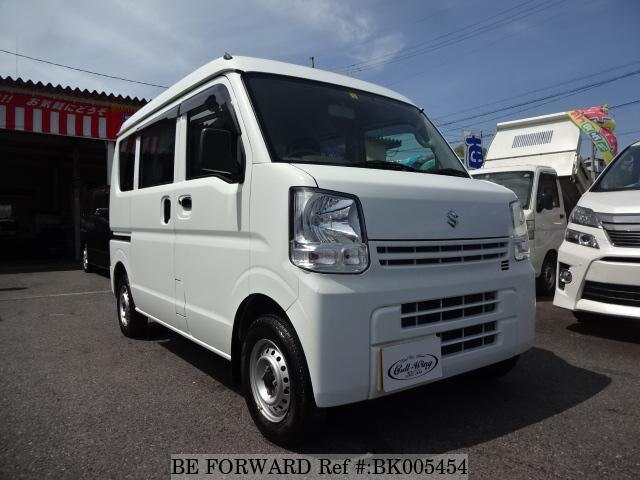 Used 2015 SUZUKI EVERY BK005454 for Sale
