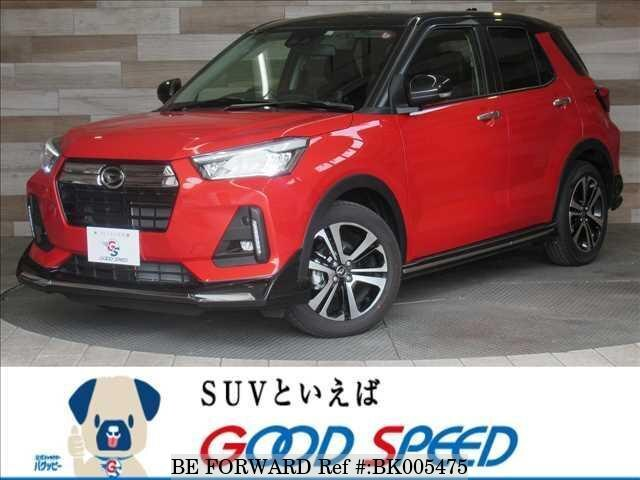 Used 2019 DAIHATSU ROCKY BK005475 for Sale