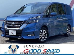 Used 2017 NISSAN SERENA BK005478 for Sale
