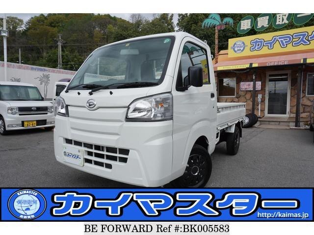 Used 2016 DAIHATSU HIJET TRUCK BK005583 for Sale