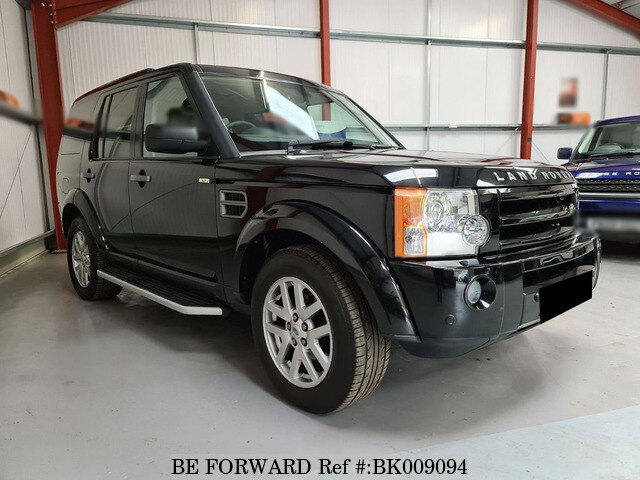 Used 2008 LAND ROVER DISCOVERY 3 BK009094 for Sale