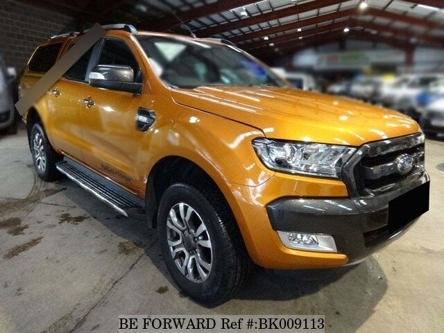 Used 2018 FORD RANGER BK009113 for Sale