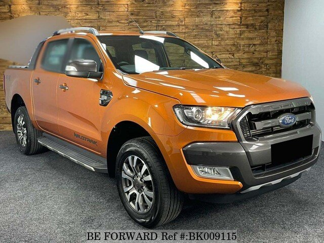 Used 2018 FORD RANGER BK009115 for Sale