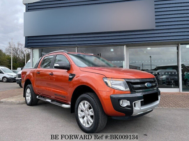 Used 2015 FORD RANGER BK009134 for Sale