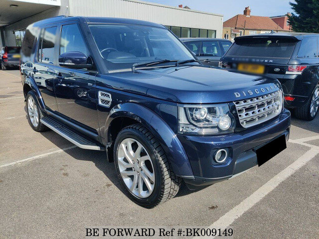 Used 2015 LAND ROVER DISCOVERY 4 BK009149 for Sale