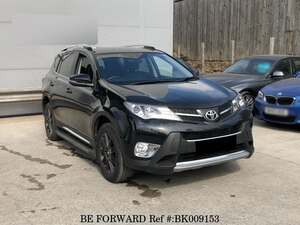 Used 2013 TOYOTA RAV4 BK009153 for Sale
