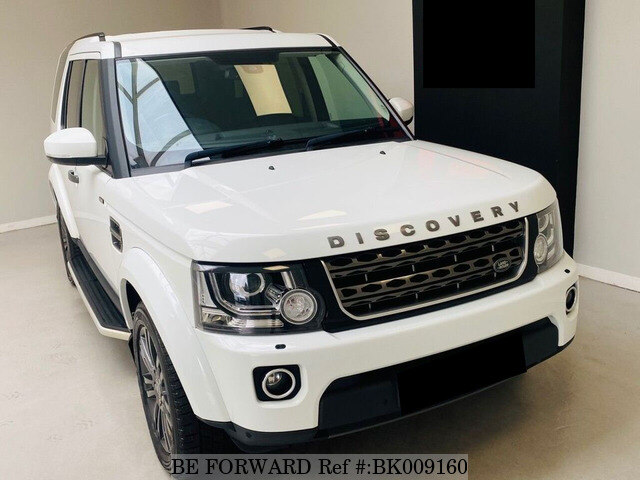 Used 2016 LAND ROVER DISCOVERY 4 BK009160 for Sale