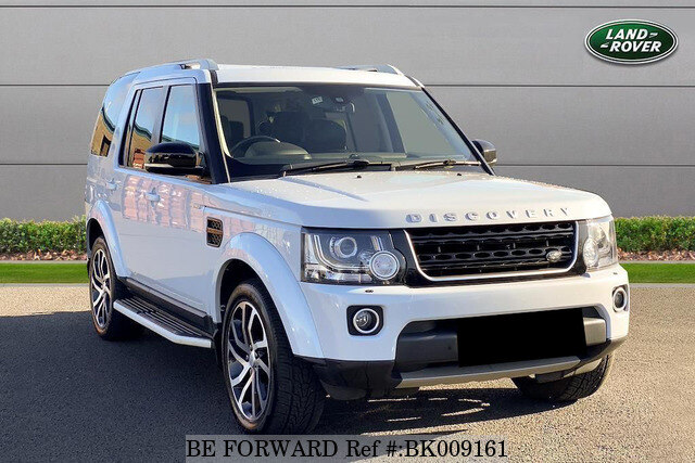 Used 2016 LAND ROVER DISCOVERY 4 BK009161 for Sale