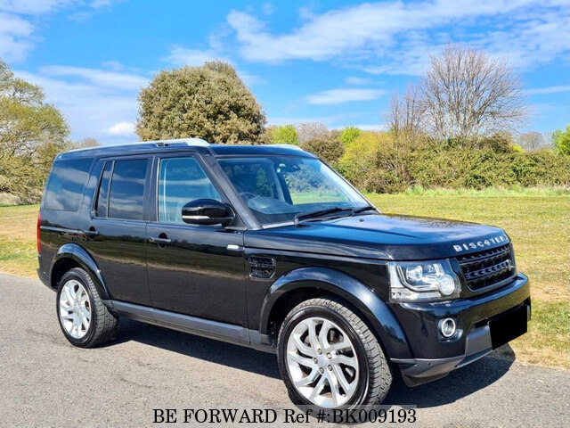 Used 2016 LAND ROVER DISCOVERY 4 BK009193 for Sale