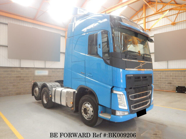 Used 2013 VOLVO FH BK009206 for Sale