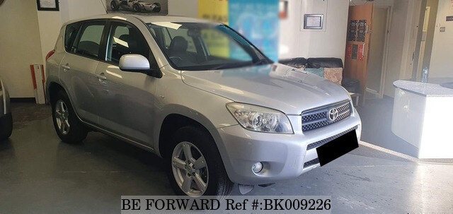 Used 2007 TOYOTA RAV4 BK009226 for Sale