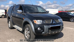 Used 2007 MITSUBISHI L200 BK009240 for Sale