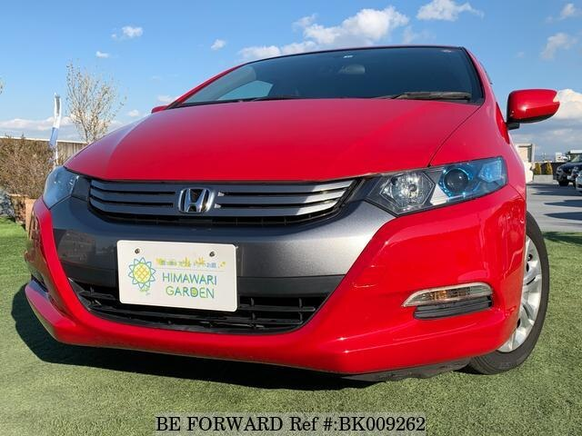 Used 2010 HONDA INSIGHT BK009262 for Sale