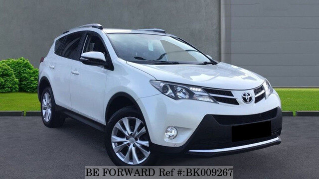 Used 2014 TOYOTA RAV4 BK009267 for Sale
