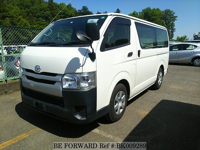 Used 2015 TOYOTA HIACE WAGON BK009289 for Sale