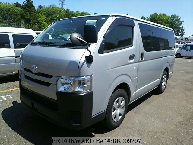 Used 2016 TOYOTA HIACE WAGON BK009297 for Sale