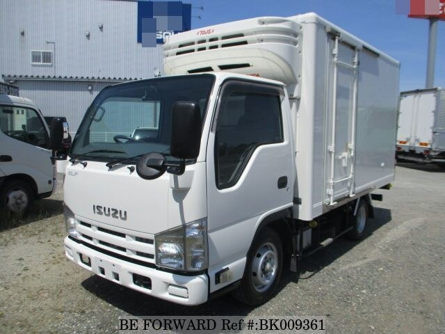 Used 2013 ISUZU ELF TRUCK BK009361 for Sale