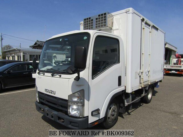 Used 2010 ISUZU ELF TRUCK BK009362 for Sale