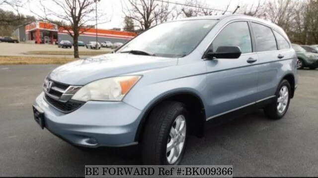 Used 2011 HONDA CR-V BK009366 for Sale