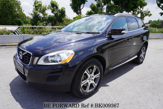Used 2011 VOLVO XC60 BK009367 for Sale