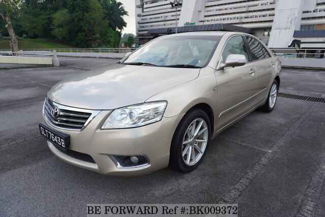 Used 2011 TOYOTA CAMRY BK009372 for Sale