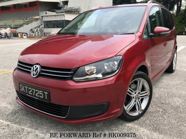 Used 2015 VOLKSWAGEN TOURAN BK009375 for Sale
