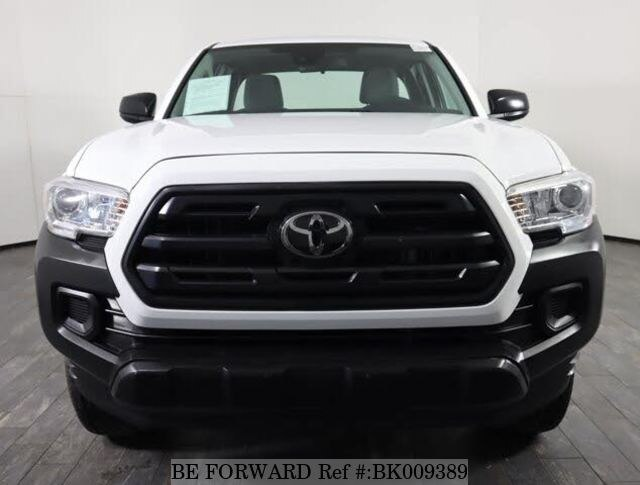 Used 2018 TOYOTA TACOMA BK009389 for Sale