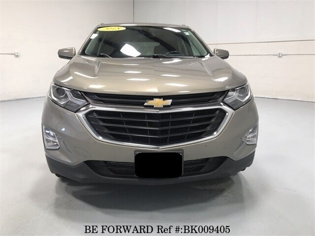 Used 2018 CHEVROLET EQUINOX BK009405 for Sale