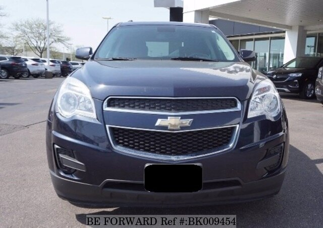 Used 2015 CHEVROLET EQUINOX BK009454 for Sale
