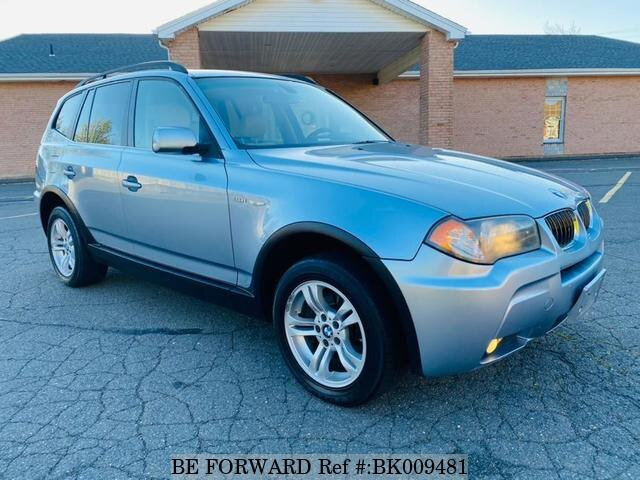 Used 2006 BMW X3 BK009481 for Sale