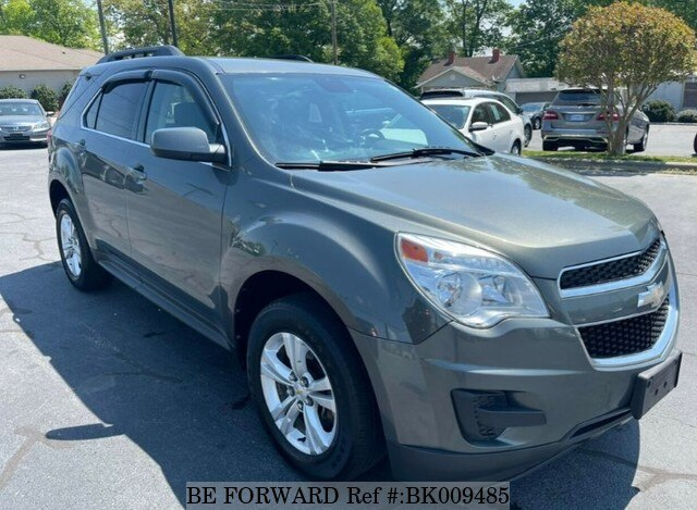 Used 2012 CHEVROLET EQUINOX BK009485 for Sale